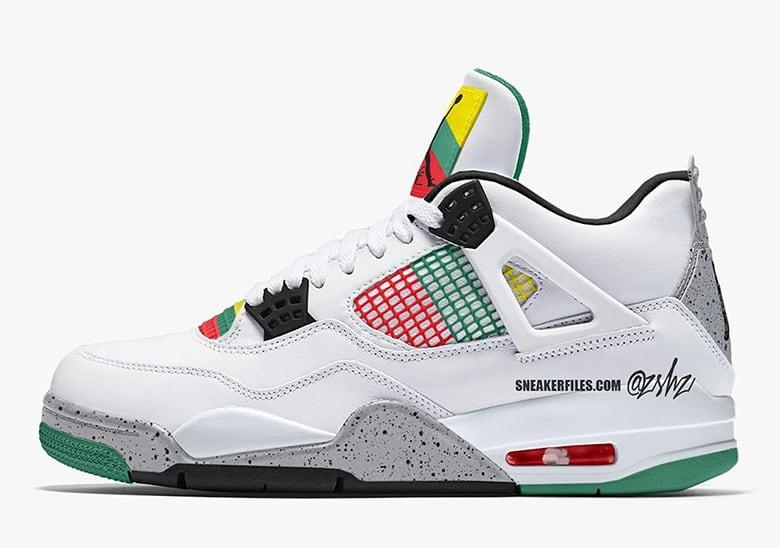 Air Jordan 4 Womens