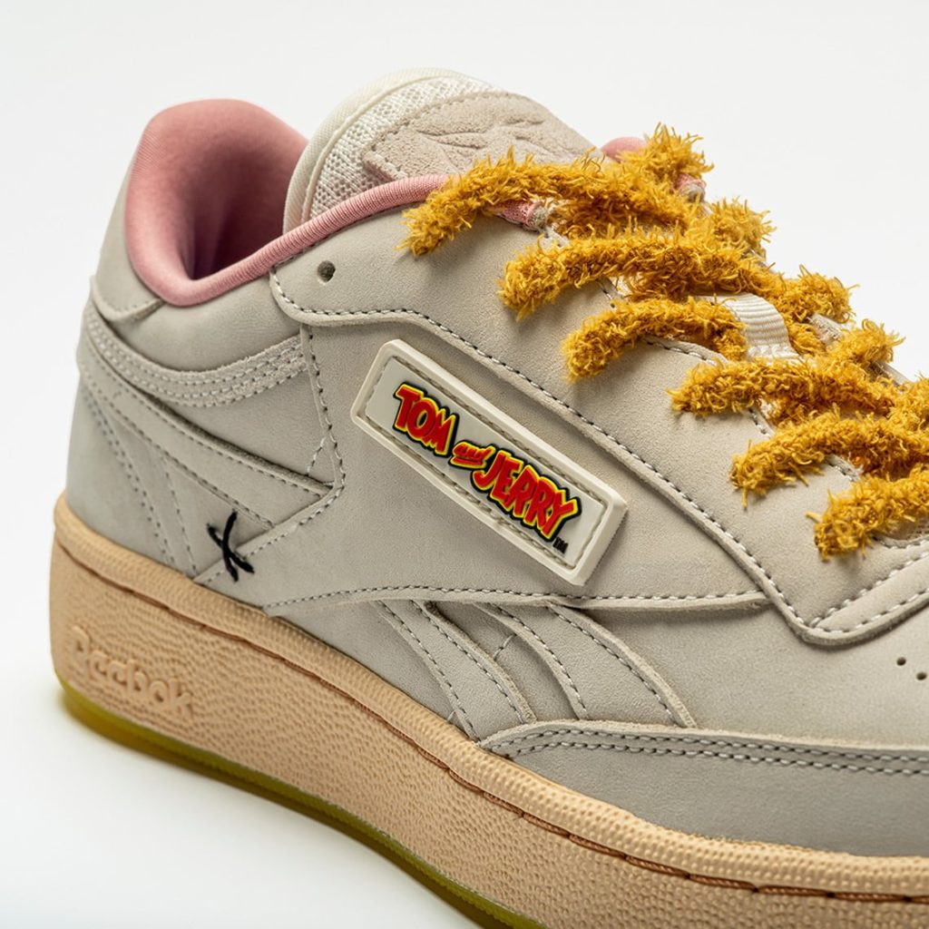 Reebok Club C x Tom & Jerry FW4681
